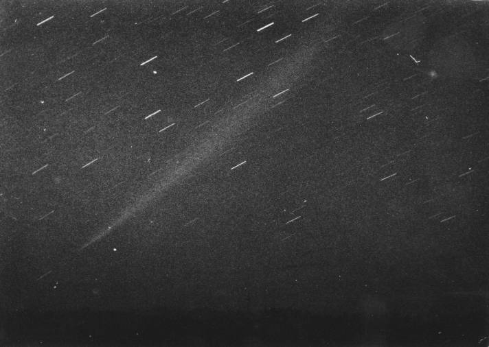 Comet Ikeya Seki 1965 no tracking