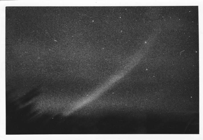 Comet Ikeya Seki 19651031